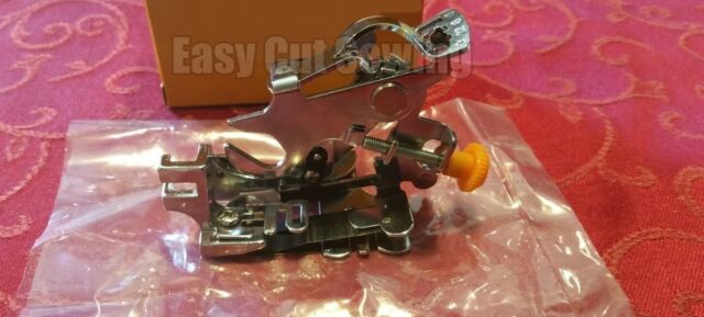 """Pleater Foot Singer Low Shank Sewing Machine Ruffler Brother   /"""" JAPAN MADE /"""""""