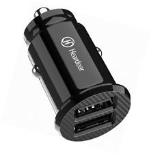 JETech Rapid USB Car Charger Dual-Port 4.8A 24W