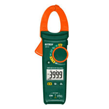 Extech Ma445 Trms Acdc Clamp Meter 600v 400a Type K Temp Input Amp Ncv