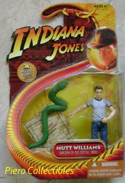 Indiana Jones Skull Crystal Mutt Williams Jungle