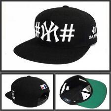 40 OZ  Been Trill Van NYC 100% Authentic  Snapback hat cap black color