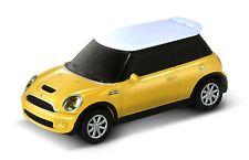1:68 Die Cast Metal Mini Cooper S USB Flash Drive 8GB (Yellow)