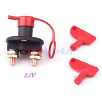 Car Truck Camper Battery Isolator Disconnect Cut Off Power Kill Switch 200 Amps
