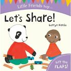 Let's Share! by Lerryn Korda (Board book, 2014)