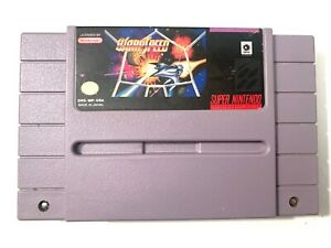 WarpSpeed-Super-Nintendo-SNES-Game-TESTED-Working-amp-Authentic