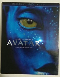 Avatar-Blu-ray-DVD-2010-2-Disc-Set-Canadian-Bilingual-Includes-Slipcover