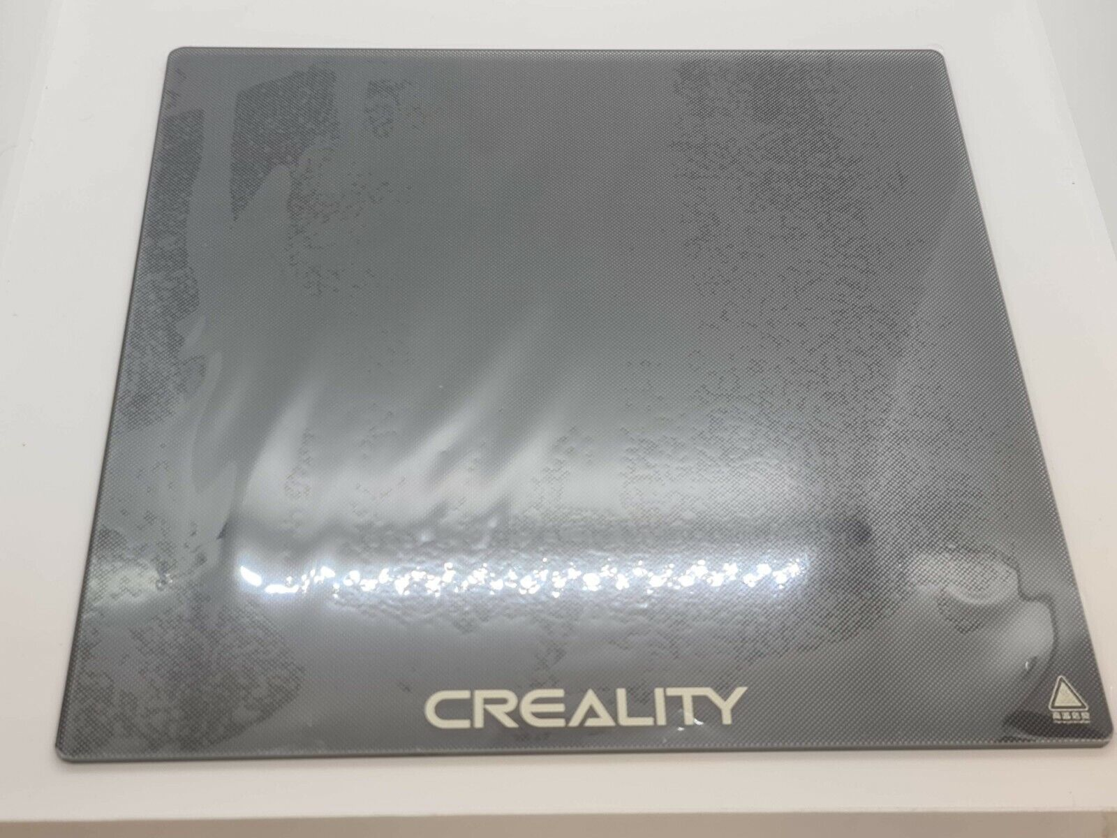 Creality CR-10 S-Pro / CR-10 V2 Glass Bed Removable Print Plate 310X310mm