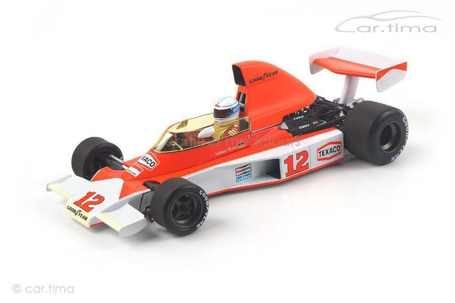 McLaren Ford m23-South African GP 1976-Jochen Mass - 1 of 300-Minichamps -
