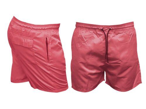 Mens PREMIUM Swim Swimming Shorts ZIP POCKETS Beach Mesh lining Trunks 2022