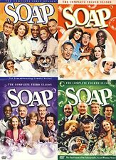 SOAP: COMPLETE SERIES (SEASONS 1,2,3, AND 4 DVD)  ***ALL BRAND NEW***