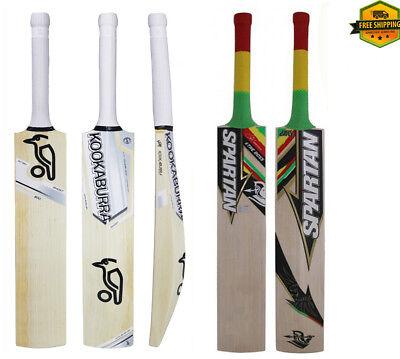 2 x Cricket Bats Deal Cricket Bat Kahuna /& Ghost Full Size SH+Nokd+Oiled