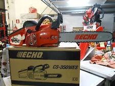MOTOSEGA ECHO CS-350WES