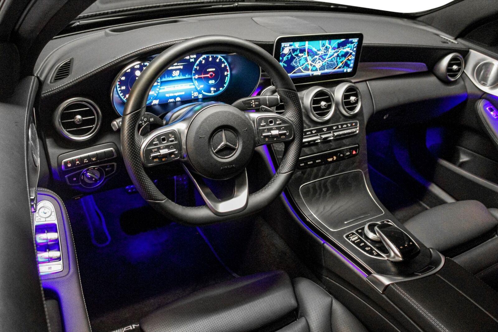Mercedes C300 de AMG Line stc. aut.