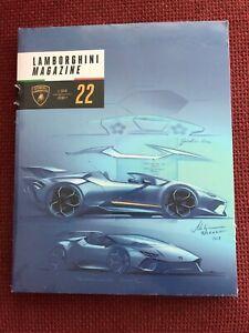 Brand-New-Official-Automobili-LAMBORGHINI-MAGAZINE-2018-Issue-22-Sealed