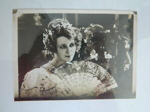 Suzanne Bianchetti Foto 15x11 CM Schauspieler, Komiker