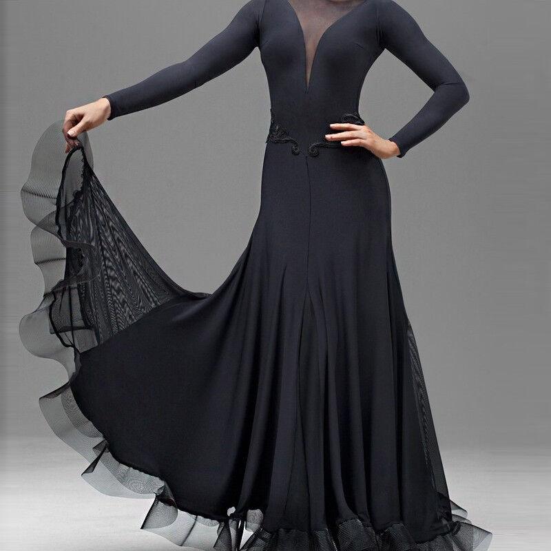 a1e833e6a3d NEU NEU NEU Latino salsa Kleid TanzKleid Standard LatinaKleid Latein  Turnierkleid YG017