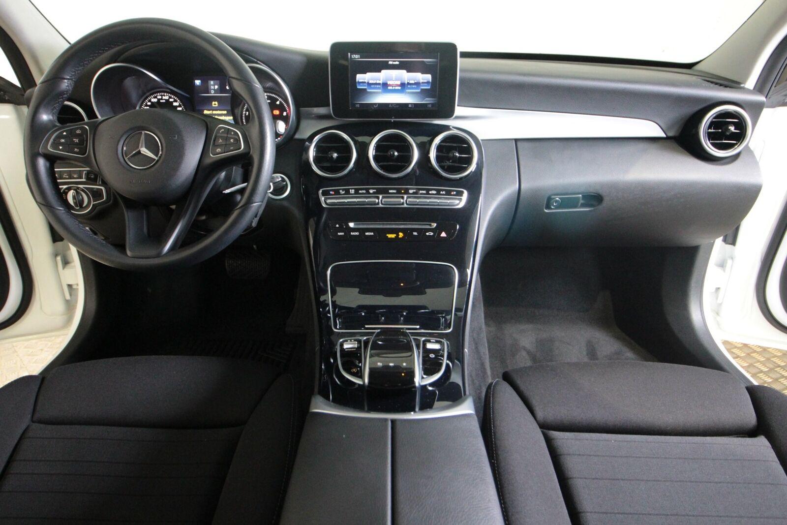 Mercedes C220 d stc. aut. 4-M