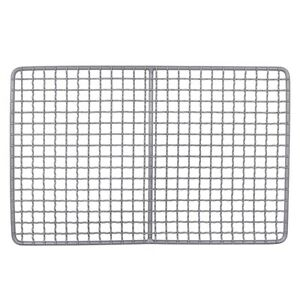 Titanium-Charcoal-Bbq-Grill-Barbecue-Grill-Durable-Net-Plate-Camping-Tablew-V3Q8