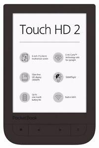 PocketBook-Touch-HD-2-BRANDNEU-Smart-Light-DHL-Versand-Ebook-Reader