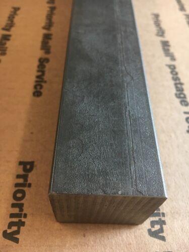 "1 1//2 Square Steel Bar Solid Blacksmith Iron Machining Welding Bracing 12"" L"