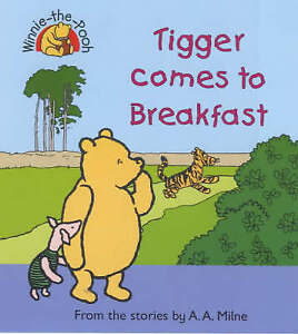 Tigger-Comes-to-Breakfast-Winnie-the-Pooh-Mini-Hardbacks-Milne-A-A-Used
