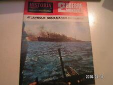 **a Historia Magazine n°344 Atlantique : Sous marins en chasse