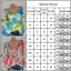Womens-Tie-Die-Floral-Long-Sleeve-Blouse-Off-Shoulder-Casual-T-Shirt-Top-Tunic thumbnail 2