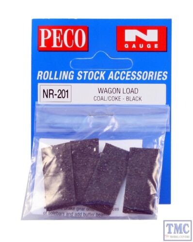 NR-201 Peco N Coal, also use as coke with extension boards NR-206 4 In Pack