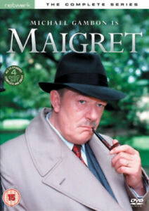 Maigret-The-Complete-First-and-Second-Series-Box-Set-Region-2-DVD-New