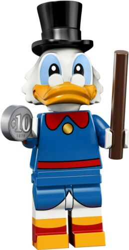 Lego Minifigures Disney Series 2 Scrooge McDuck FREE SHIPPING