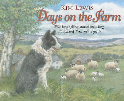 """AS NEW"" Lewis, Kim, Days on the Farm Book"