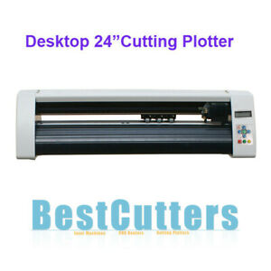 24/'/' REDSAIL CUTTING PLOTTER WITHOUT SOFTWARE CUTTER BEST VALUE SIGN NEW
