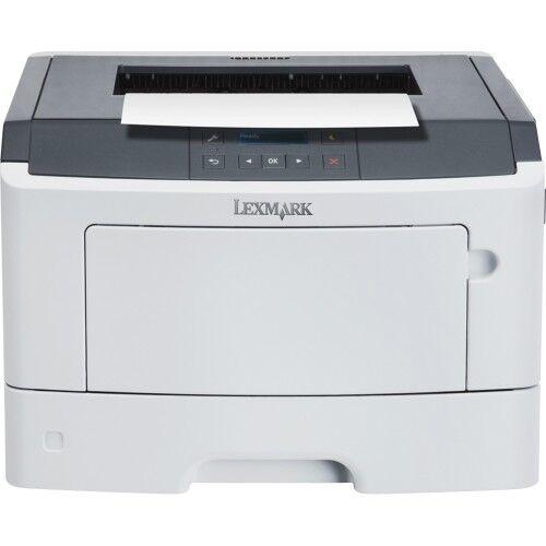 Networking Monochrome Lexmark 35SC260 MS417dn Compact Laser Printer Duplex Printing
