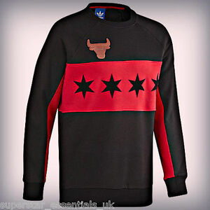 Image is loading G-Mens-ADIDAS-ORIGINALS-Chicago-Bulls-NBA-Basketball- 5df9300b465d