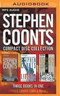 Stephen Coonts - Collection: America, Liberty, Liars & Thieves by Stephen Coonts (CD-Audio, 2016)