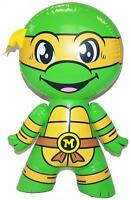 Michelangelo Ninja Turtle Character Orange Mask Teenage Mutant Turtles Tv