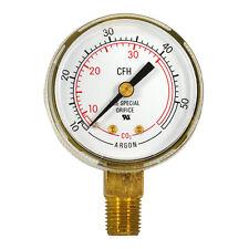 2 X 50 Cfh Welding Regulator Repair Replacement Gauge 14 Npt For Argon Us 017