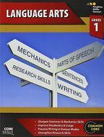 Houghton Mifflin Harcourt Core Skills Language Arts Grade 1