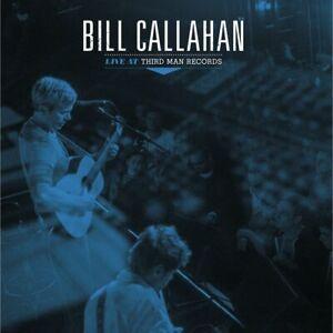 Bill Callahan - Live At Third Man Records VINYL LP