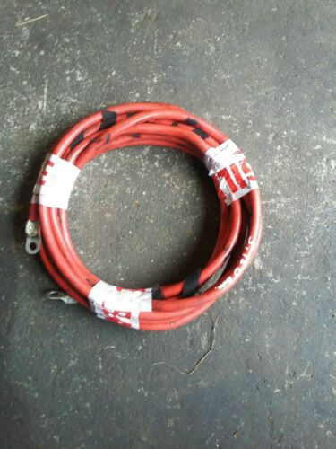 BMW E46 BATTERY POSITIVE CABLE LEAD 5150 MM LENGTH