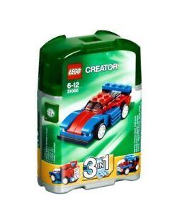 LEGO-Creator-31000-MINI-Rennwagen-NEU-OVP