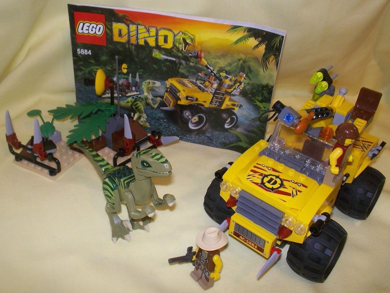 LEGO LEGO LEGO DINO RAPTOR CHASE 5884 c47cde