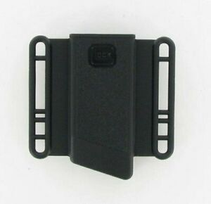 Glock GLKMP17076 Mag Pouch 9Mm//40//357 Cal NEW