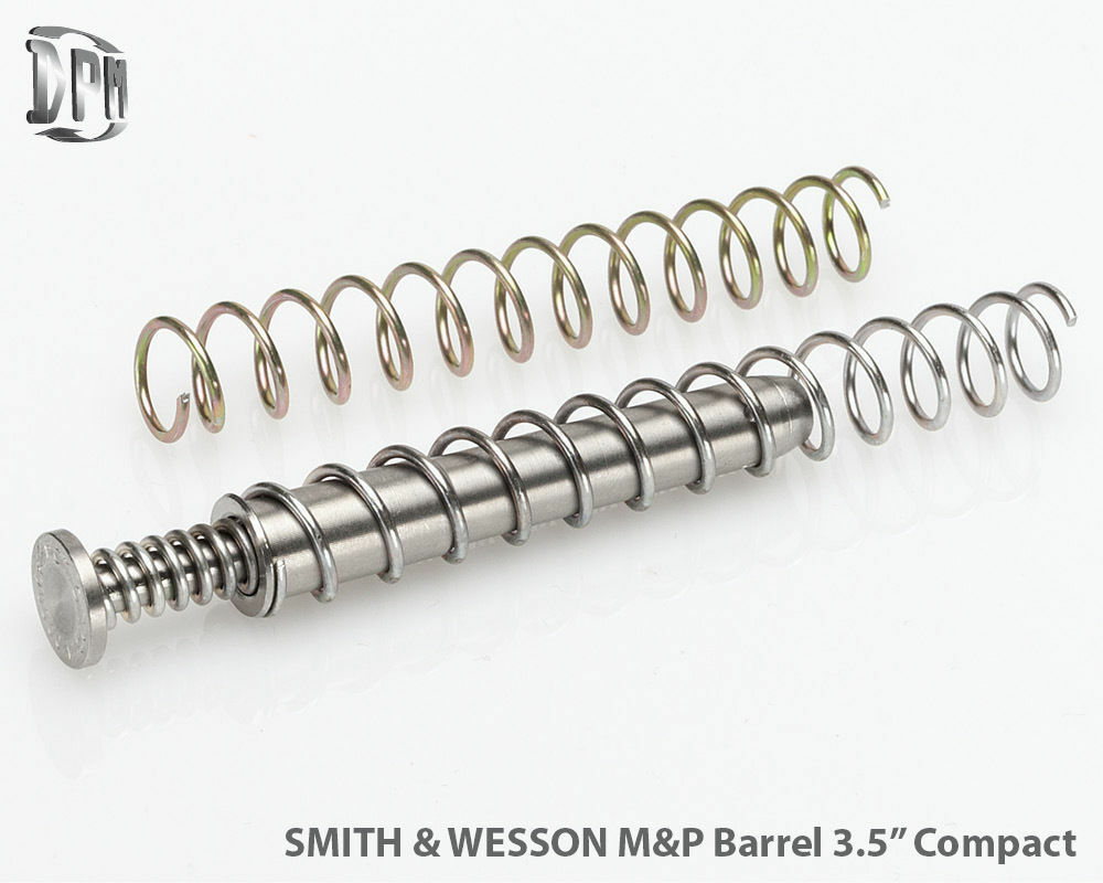 DPM Recoil Spring ROTuction System for S&W M&P 3.5