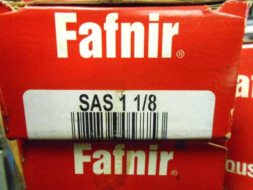 "WQ-117 * NEW FAFNIR HOUSING UNITS  SAS 1 1//8/""  ........."