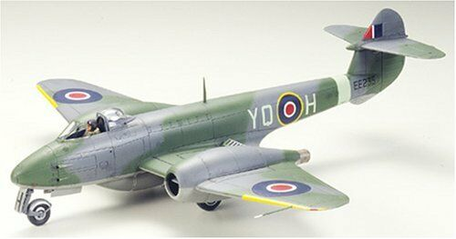 TAMIYA 1 48 Gloster Meteor F.3 Model Kit NEW from Japan
