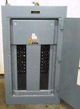 Square D Nh1b 44 80815 15 Panelboard 100 Amp Circuit Breaker Box 277480 Volts