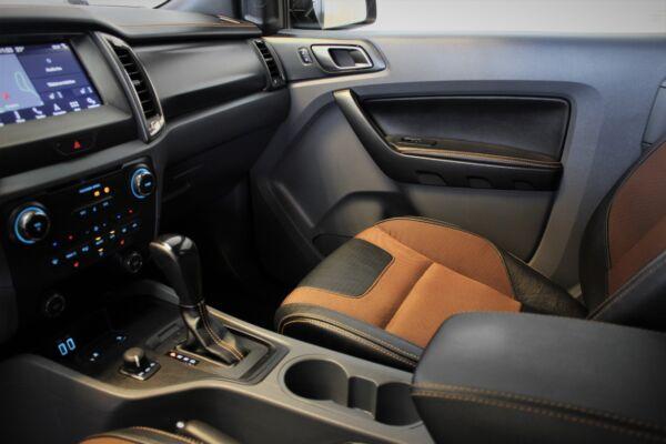 Ford Ranger 3,2 TDCi Rap Cab Wildtrak aut. 4x4 billede 16