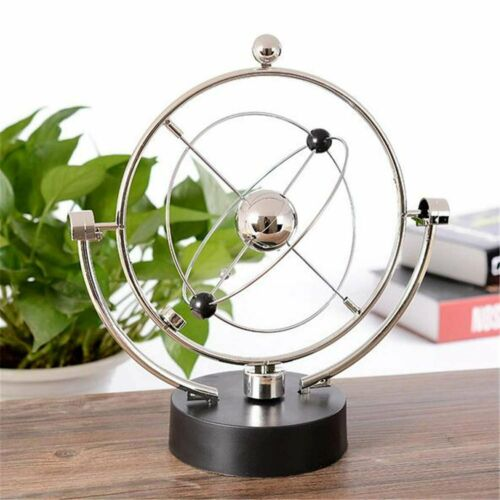7 Inch 2 Pack for Home,... Kicko Kinetic Orbital Perpetual Motion Desk Toy