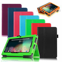 Folio Case Cover For Irulu 7 , Alldaymall, Foneso Hh017 7  Android Tablet Pc
